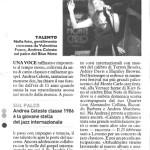 La Nazione Pontedera - Blue Note