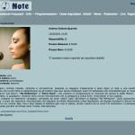 Programmazione Blue Note