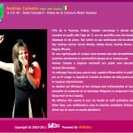 Programme Dimajazz Algerie FR