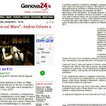 Genova24 - Palco Sul Mare