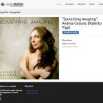 Menzione sul sito AudioRibera