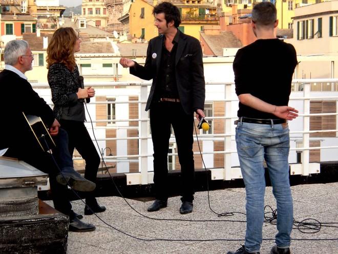 Balcony.tv Genoa